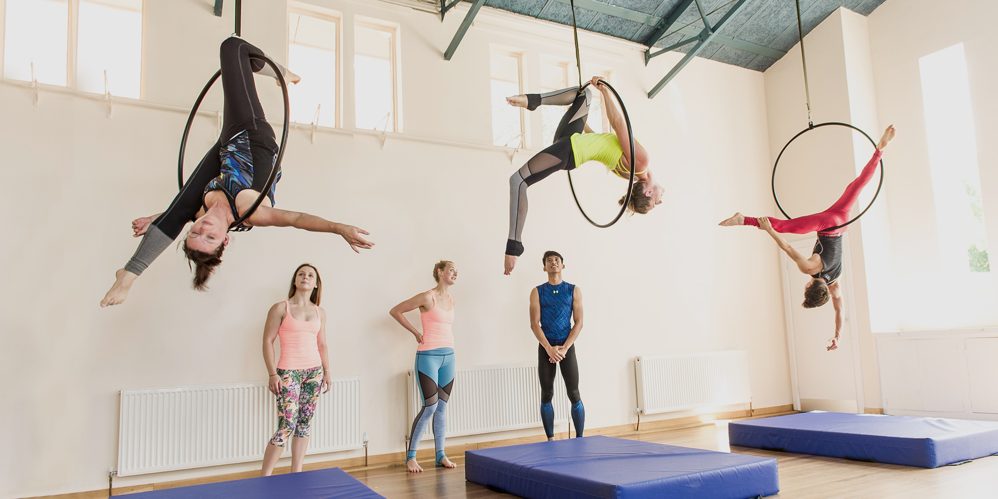 Aerial Fitness Classes Flying Fantastic In London Uk